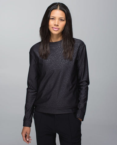 Lululemon Departure Top Sz. M