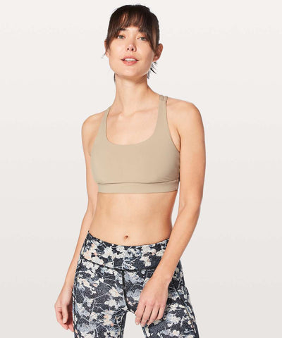 Lululemon Energy Sports Bra Sz: 8