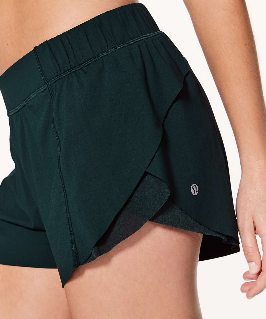 Lululemon Home Stretch Shorts Sz 6