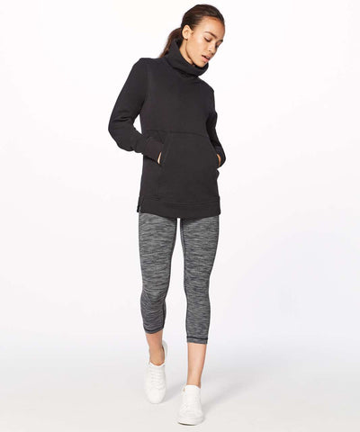 Lululemon Press Pause Sweater Sz 4
