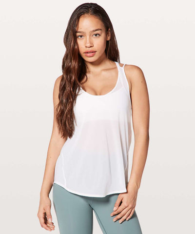 Lululemon 'Such a Cinch' Tank Top Sz: M