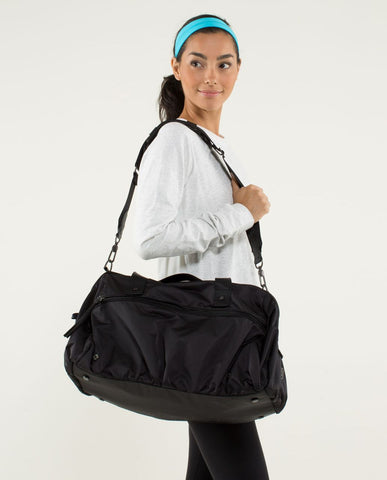 Lululemon Work It Out Duffel