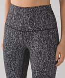 Lululemon Wunder Under High-Rise 7/8 Crop Legging Sz 4
