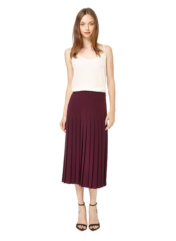 Wilfred Lycee Pleated Skirt Sz: 0