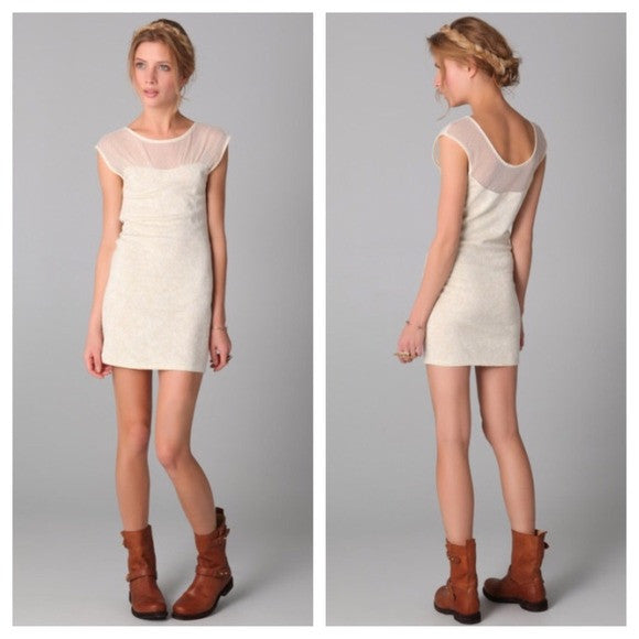 Free People Mini Dress Sz: XS