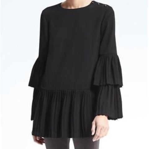 Banana Republic X Olivia Palermo Top Sz: XS