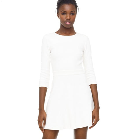 Club Monaco Abby Knit Dress Sz 0