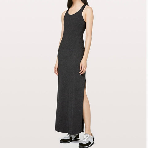 Lululemon Refresh Maxi Dress Sz: S/M