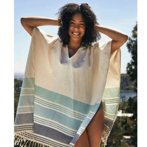 Tribe Alive Poncho One Size