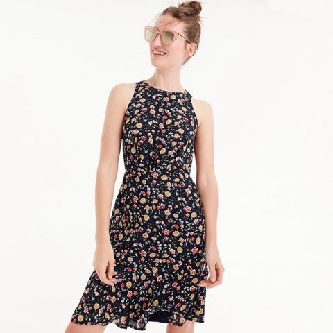 J.Crew Sleeveless Dress Sz: 6