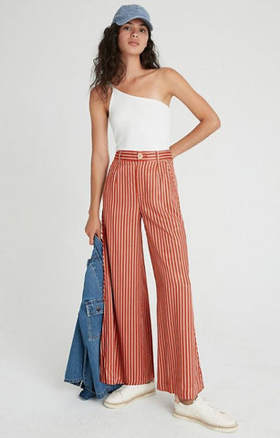 Anthropologie Maeve Alzira Wide-Leg Pants Sz: 2