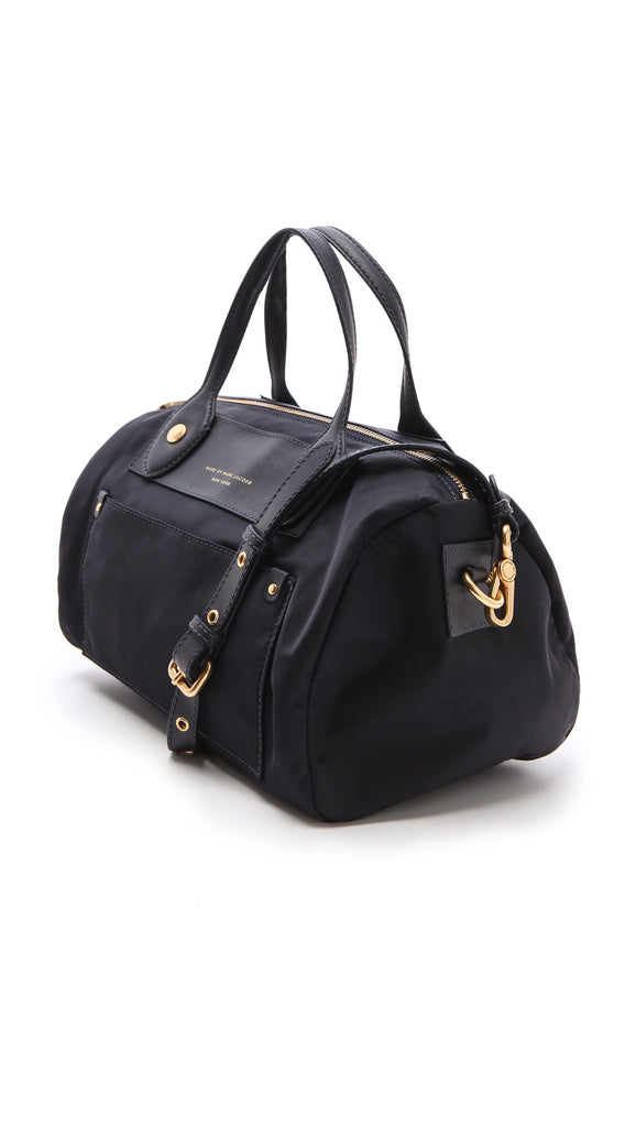 Marc Jacobs Preppy Nylon Taryn Duffel Bag