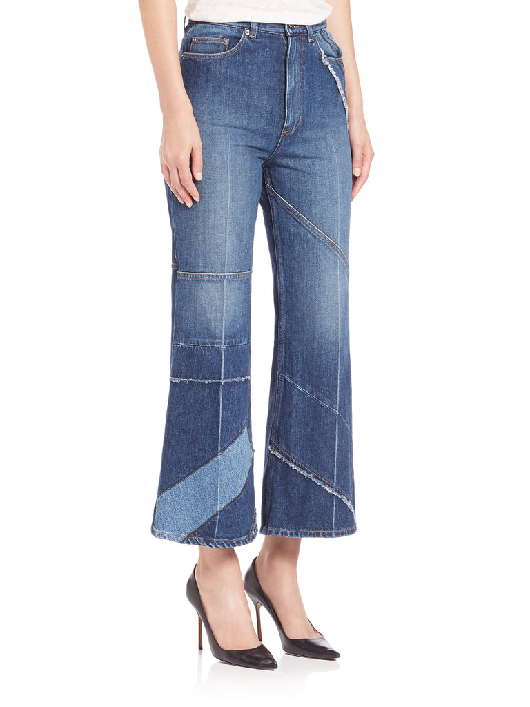 Marc by Marc Jacobs Patchwork Jeans Sz: 26