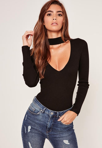 Missguided Bodysuit Sz: 4