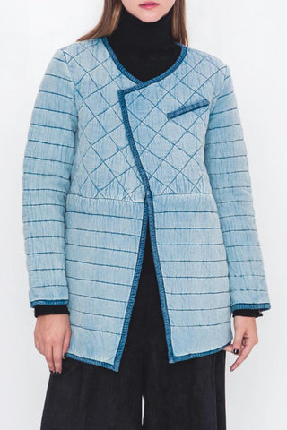 Movint Quilted Jacket Sz: M