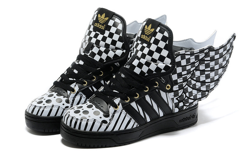 Adidas Jeremy Scott Wing Shoes Sz: 7.5