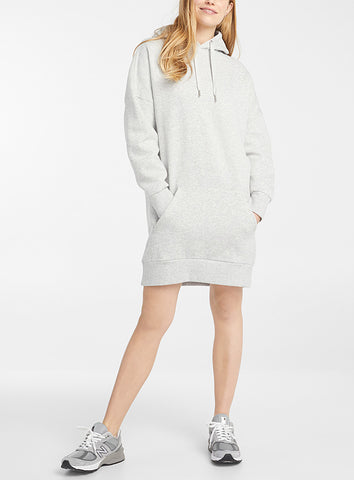 Twik Oversized Hoodie Dress Sz: M