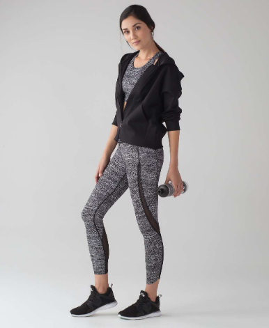 Lululemon Pace Perfect 7/8 Tight Sz: 6