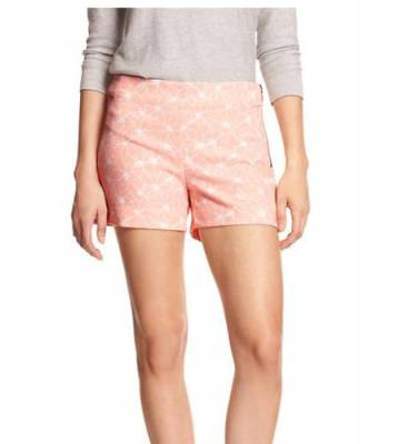 Banana Republic Floral Shorts Sz: 6
