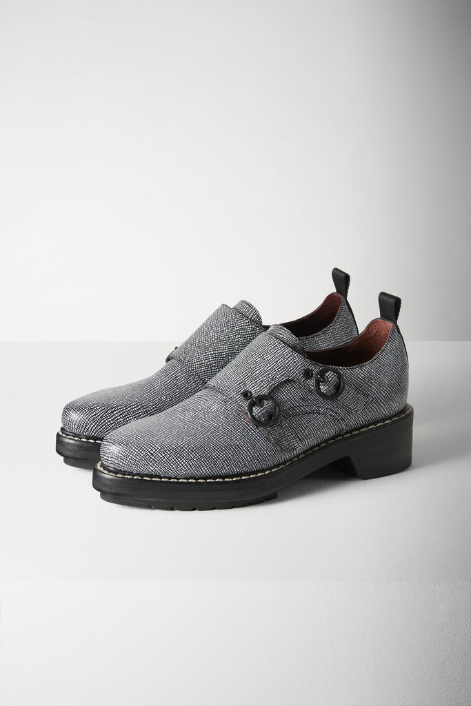 Rag & Bone Konrad Monk Shoes Sz 37