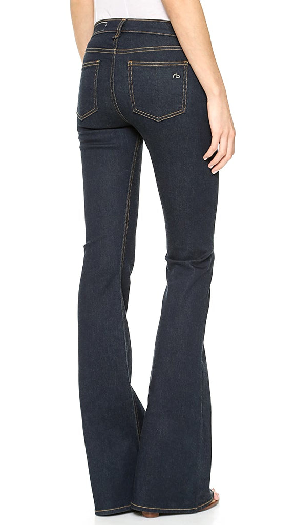Rag & Bone High Rise Bell Jeans Sz: 29