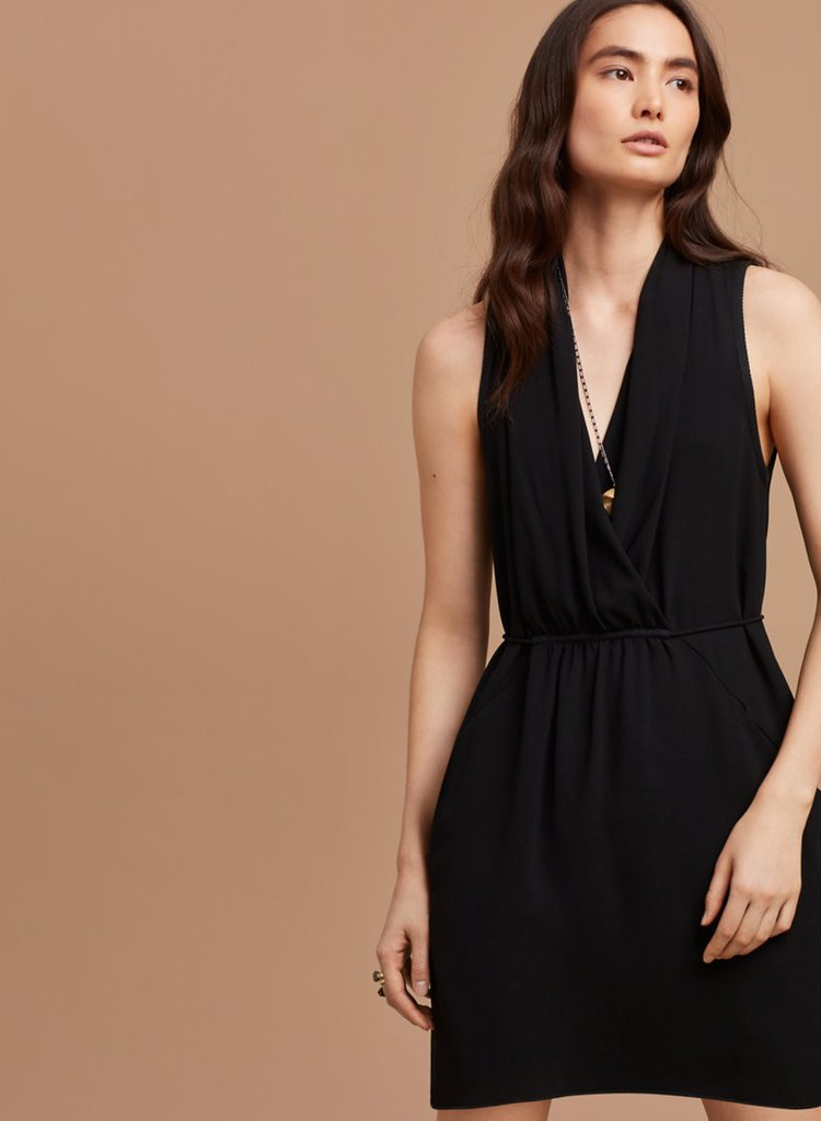 Wilfred Black Sabine Dress Sz:XS
