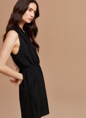 Wilfred Black Sabine Dress Sz: XS