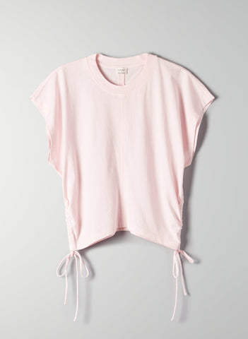 Wilfred Ruched T-Shirt Sz: M
