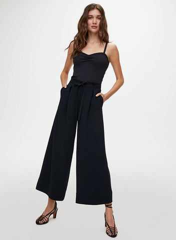 Wilfred High-rise Culotte Sz: 8