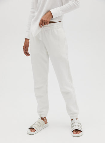 Tna Airy Fleece Boyfriend Sweatpant Sz: S