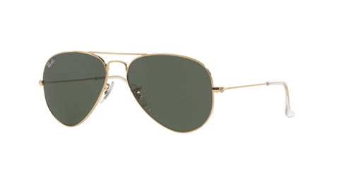 Ray-Ban Classic Gold Aviators