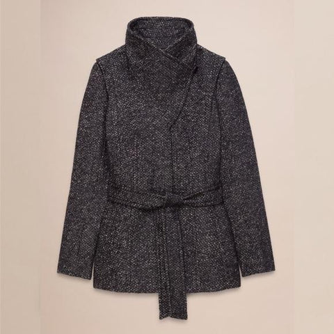 Babaton Spencer Coat Sz L