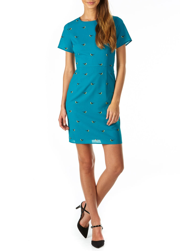 Sugarhill Nadine bird dress 8