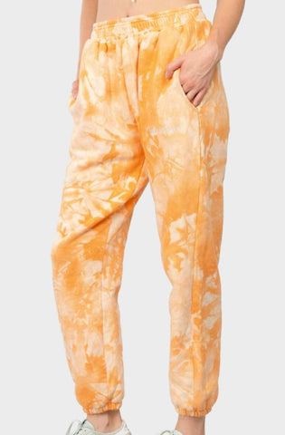 "Blackbough ""Chase"" Creamsicle Sweatpants Sz: S"