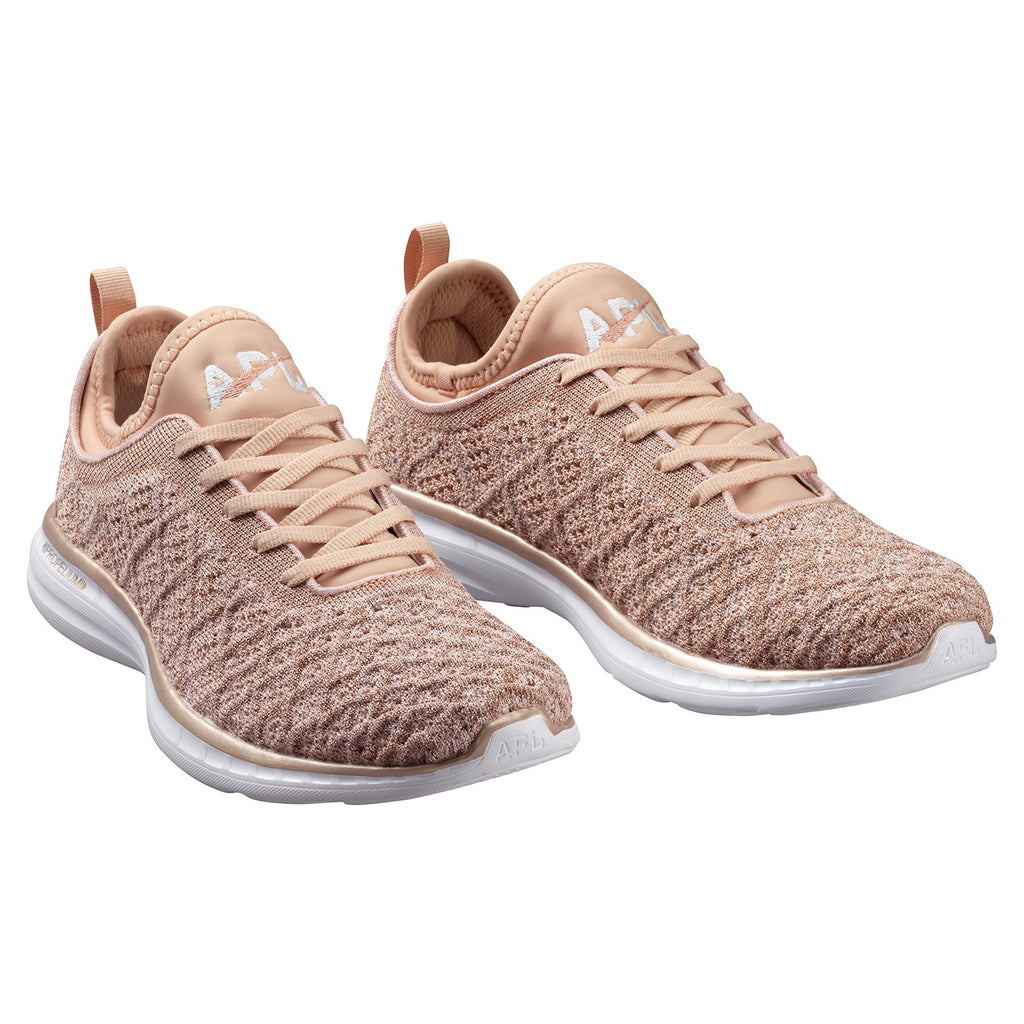 Athletic Propulsion Labs Rose gold Running Shoes Sz: 9
