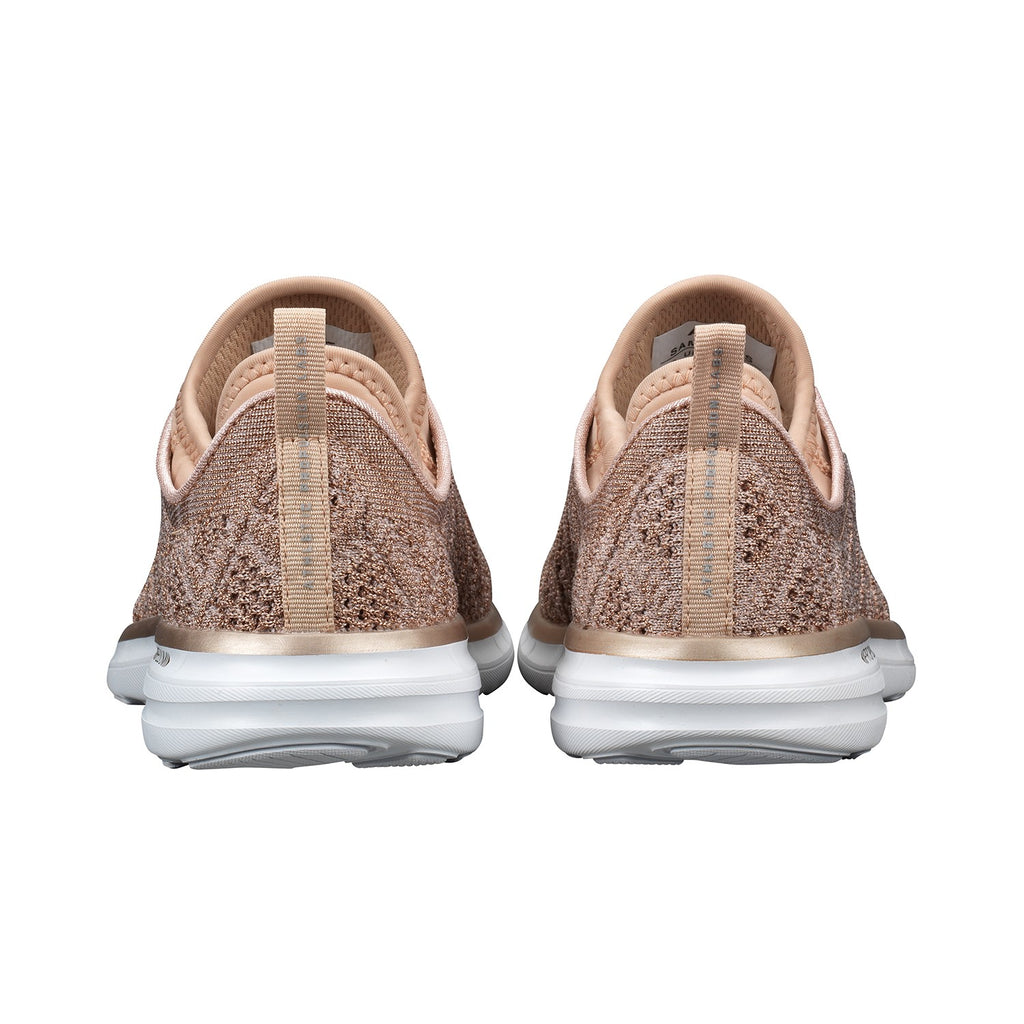 8648198f3a0 Athletic Propulsion Labs Rose gold Running Shoes Sz  9 – Peacock ...