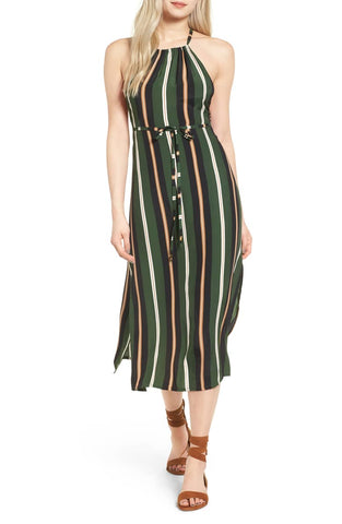 Faithfull Tuscany Midi Dress (NWT!)