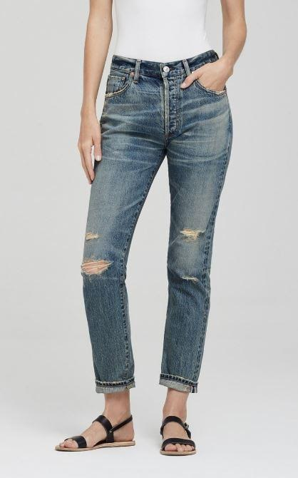 Citizens of Humanity Liya Highrise Jeans Sz: 26