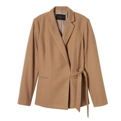 Banana Republic Wrap Blazer Sz:14