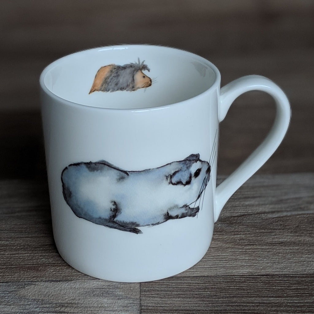 Guinea Pig Mug - All You Need is Love and a Guinea Pig - Everything Guinea Pig