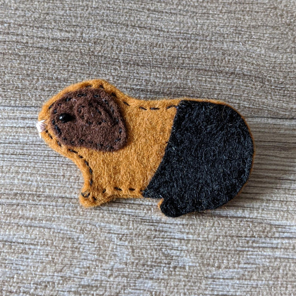Guinea Pig Brooch Sewing Kit - Everything Guinea Pig