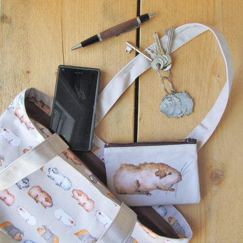 Ernie Purse - Everything Guinea Pig  - 7