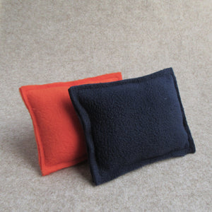 Piggy Pillow Set - Blue/Orange - Everything Guinea Pig