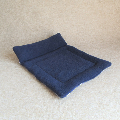 Guinea Pig Chaise Longue - Blue/White - Everything Guinea Pig