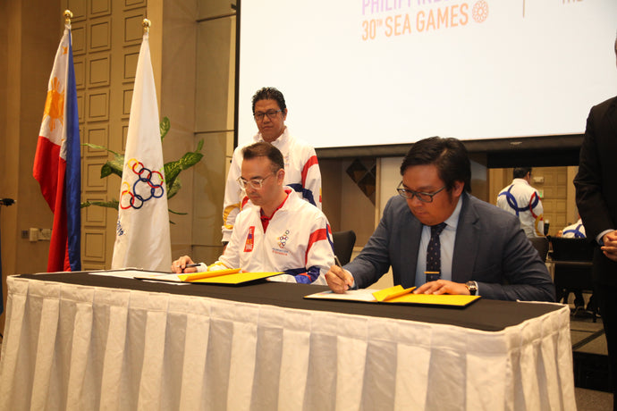 Ibarra becomes the Official Commemorative Timepiece of the 30th SEA Games