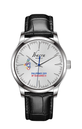 30th SEA Games Commemorative Stainless Steel Dress Watch