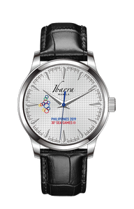 [PRE-ORDER] 30th SEA Games Commemorative Stainless Steel Dress Watch