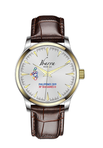 30th SEA Games Commemorative Two-Tone Gold Dress Watch