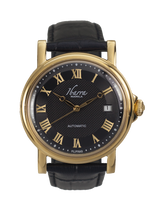 Load image into Gallery viewer, MARIANO (BLACK) 38MM AUTOMATIC DRESS WATCH