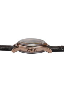 MARIANO (ROSE GOLD) 38MM AUTOMATIC DRESS WATCH